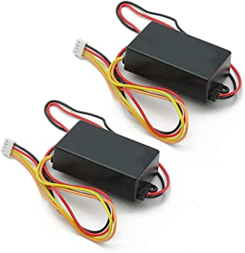 2X Universal 3-Step Sequential Dynamic Chase Flash Module Boxes For Signal