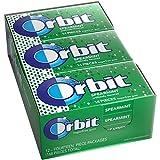Mars, Inc MRS11484 Orbit Gum, Individually Wrapped, 12-BX, Spearmint