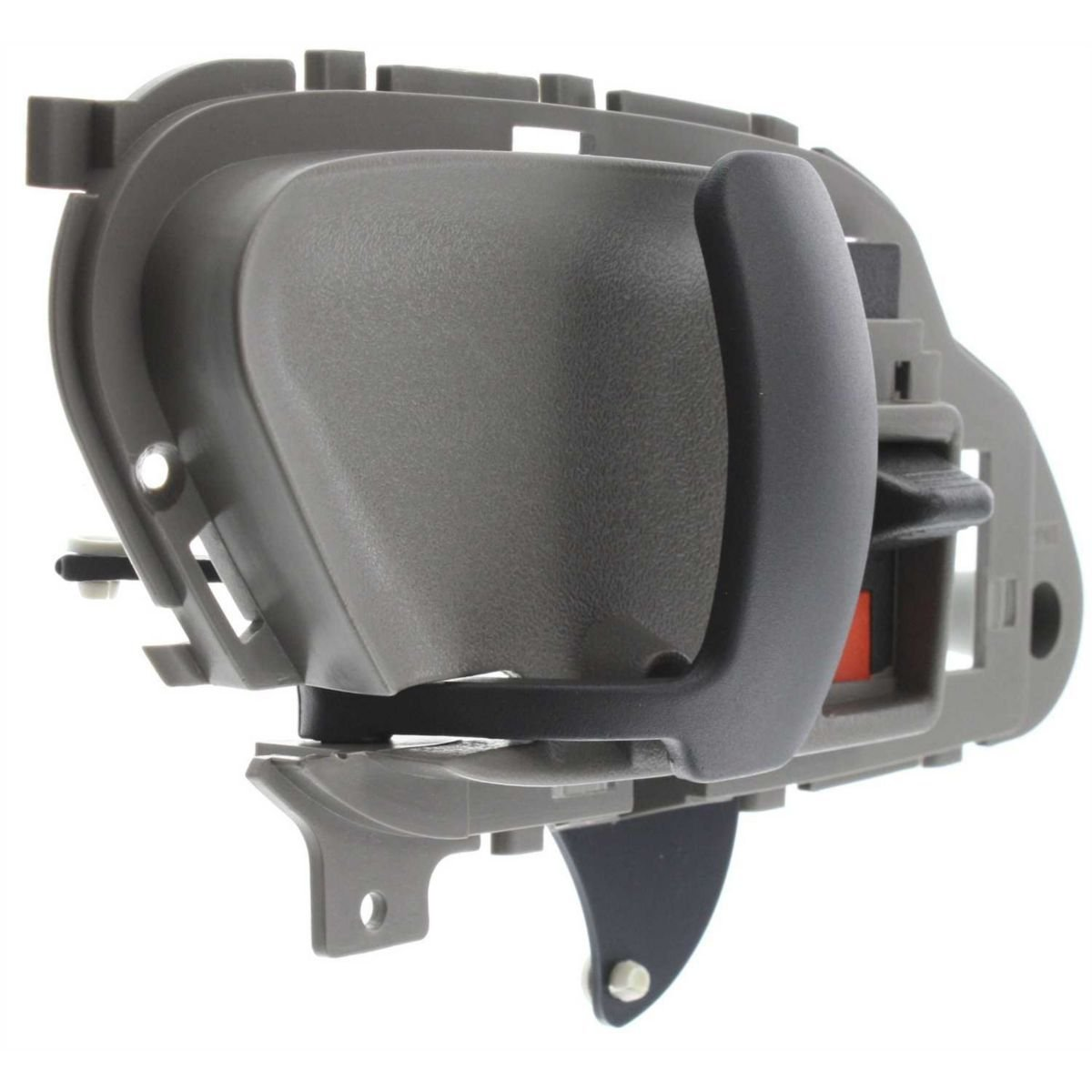 Diften 120-A4472-X01 New Door Handle Front or Rear Driver Left Side Inner Interior Inside Gray LH