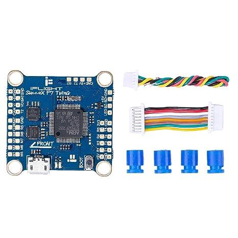 Controlador de Vuelo Elaco iFlight SucceX F7 V2.1 TwinG (Doble ...