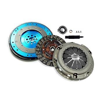 EF HD Kit de embrague + 6061 aluminio Volante RSX Base L Civic Si 2.0 L K20 5 SPD: Amazon.es: Coche y moto