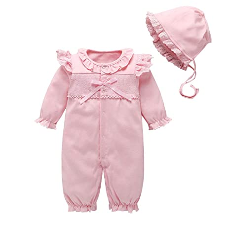 One peice outfit Baby clothing Newborn 3-6 6-9 months Easter Holiday Gift 0-3