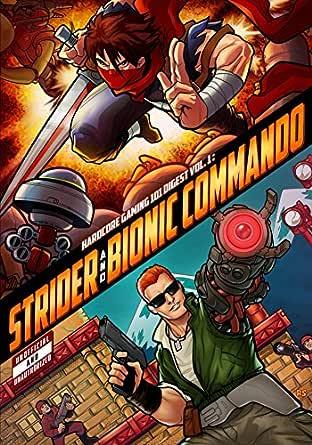 Hardcore Gaming 101 Digest Vol. 1: Strider and Bionic Commando (English Edition)