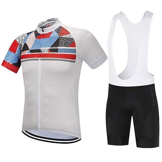 Traje de Jersey para Hombre Camisa Transpirable de Bicicleta ...