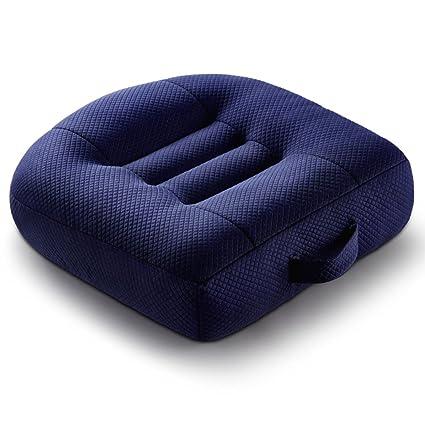 Car seat Cushion Driving Test Anti-Slip mat Chair Breathable