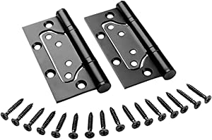 Ranbo 2Pcs Door Hinges - Easy to Install, 4X 3