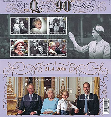 2018 Prince Charles 70th Birthday Stamps Royal Mail Miniature Sheet in Presentation Pack