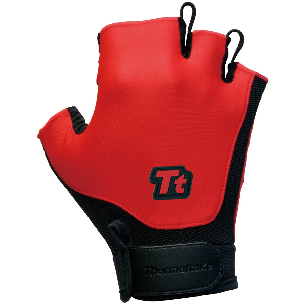 Fingerless gloves for gaming - Thermaltake E Sports Gaming Gloves Amazon Co Uk Computers Accessories