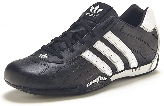 new style 2d612 443c8 adidas Originals Mens adi Racer goodyear Low trainers - G16082 - blackUK  9 Amazon.co.uk Shoes  Bags