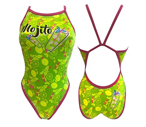 TURBO - Swimsuit Nat. Sra. Mojito 2017 (Revolution), Talla 3XL,