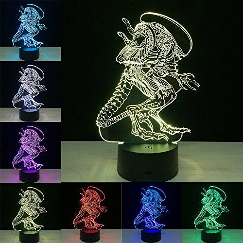 Alien Led Lights - 8