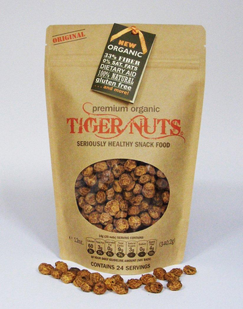 TIGER NUTS - Premium Organic 12 oz by Tiger Nuts