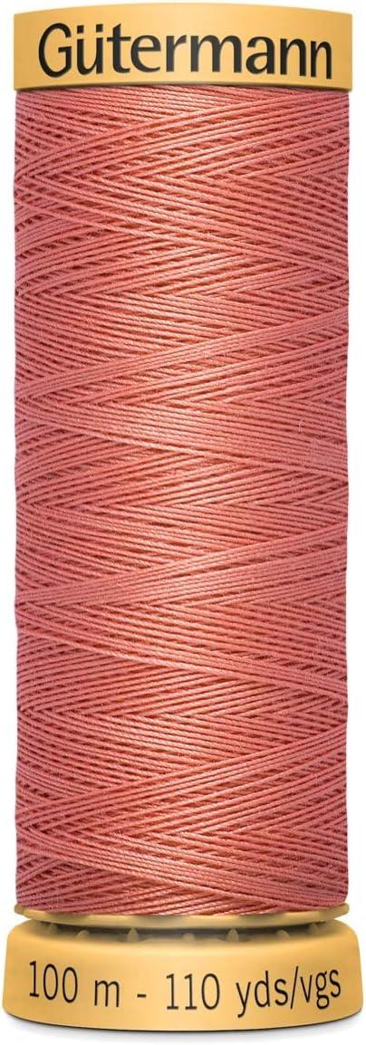 100m 816 Guttermann coton naturel fil