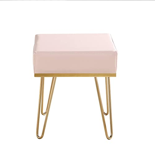 Iconic Home Hairpin Legs, Pale Rose