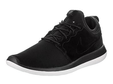 newest aa8e1 48b49 Nike Men s Roshe Two, White White-Metallic Silver, ...
