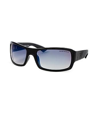 5a76b12c Emporio Armani EA 9884/S 1VD Black Unisex Sunglasses: Amazon.co.uk ...