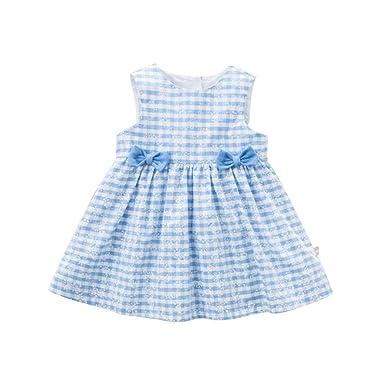 243f62fac9df Amazon.com  AEIOUNY Summer Infant Baby Girls Fashion Sleeveless ...