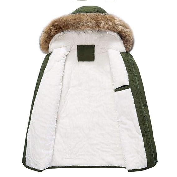 Amazon.com: Mens Womens Coat Plus Size Collar Couple Cotton Pocket Long Hooded Jacket Outwear: Appliances