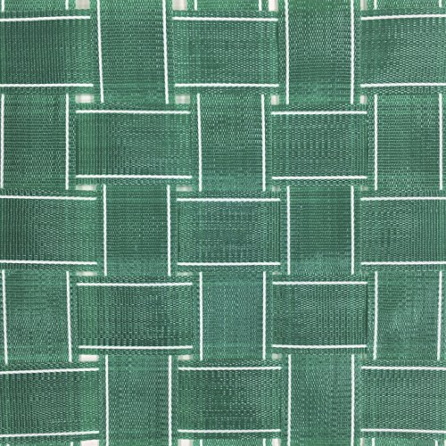 Frost King PW39G 2-1/4 x 39' Polypropylene Lawn Furniture Re-Webbing, Green