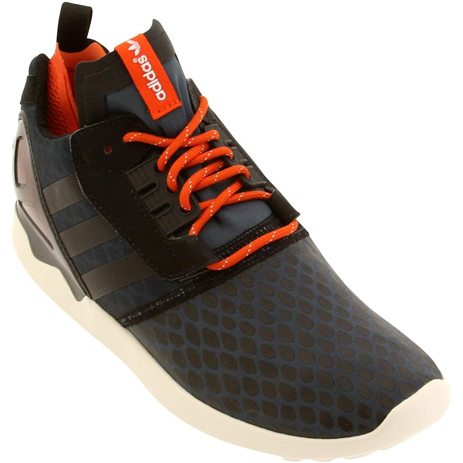 Amazon.com | adidas ZX 8000 Boost Running Shoes Mist Slate Core Black  Tomato B24953 | Fashion Sneakers