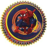 monster high baking cups - Wilton Spiderman Licensed Baking Cups, Pack of 50