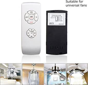 Kit de mando a distancia universal para lámpara de ventilador de ...