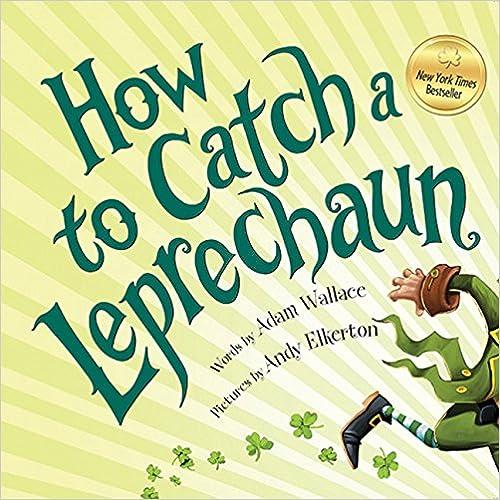 """""""How to catch a leprechaun"""" es una historia muy divertida y nos cuenta cómo un grupo de niños/as atrapan a un leprechaun. ¡Muy recomendable!"""