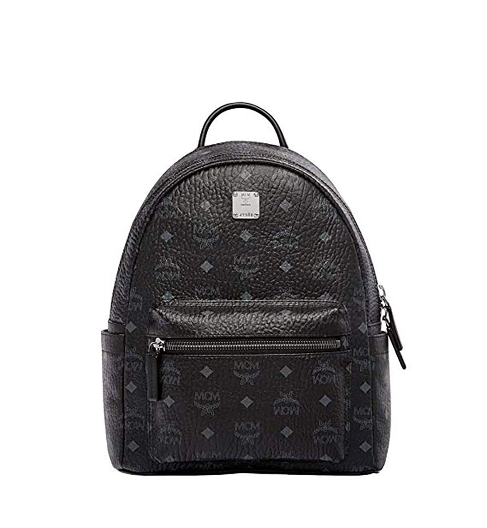 MCCM Mens STARK BACKPACK IN VISETOS-Black