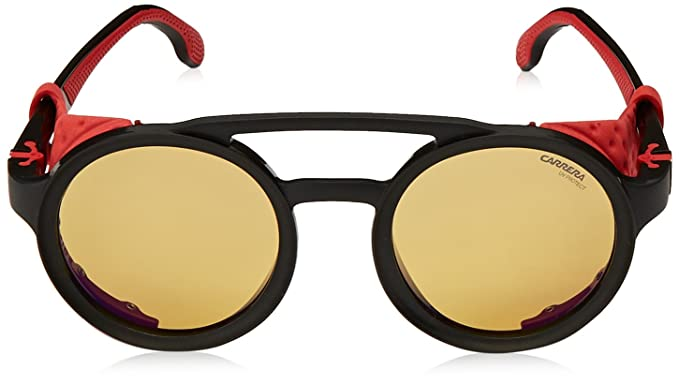 51f75c0448 Carrera Gradient Round Unisex Sunglasses - (CARRERA 5046/S 003  49HW|49|Yellow Color): Amazon.in: Clothing & Accessories