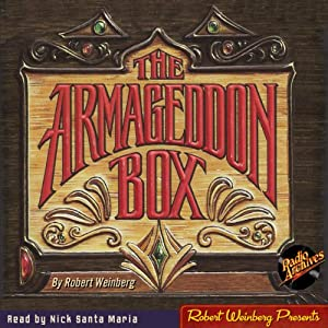 The Armageddon Box Audiobook