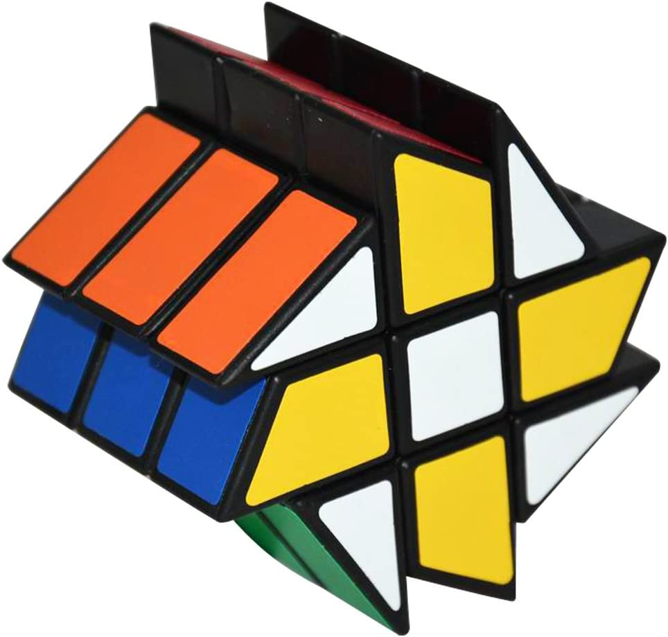 3X3 Magic Cube Smooth Fast Speed Puzzle Kids Creative Classic Mind Game Gifts UK