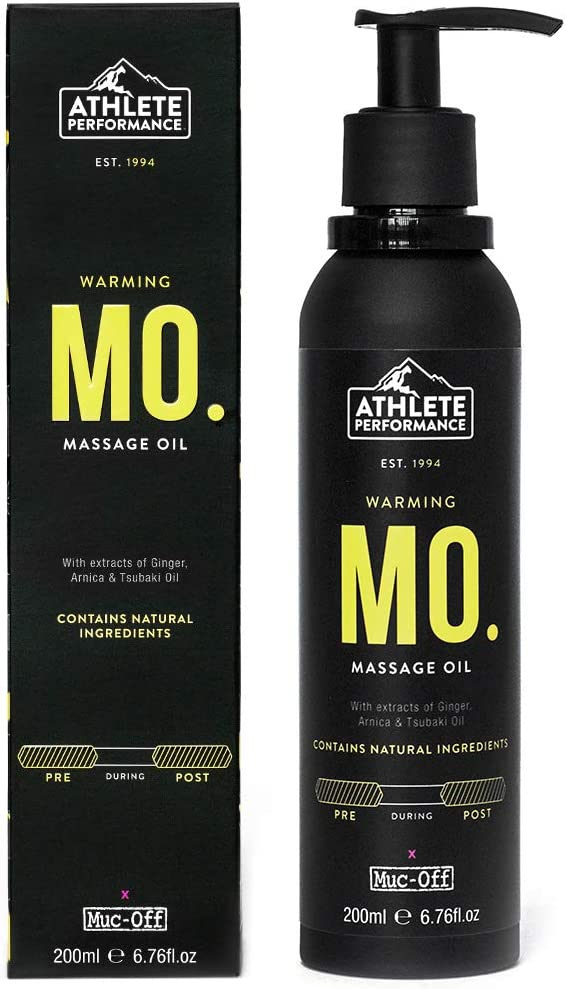 Muc Off Massage Öl 200ml Schmiermittel Schwarz 200 Ml Sport Freizeit