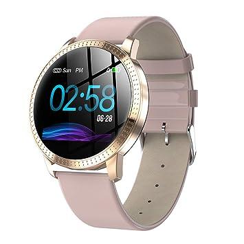 Reloj Inteligente Con Monitor De Ritmo CardíAco Y NotificacióN Inteligente Monitoreo Del SueñO, Pantalla TáCtil