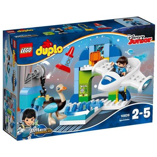 LEGO DUPLO Miles 10824: Miles' Space Adventures Mixed: Amazon.co.uk ...