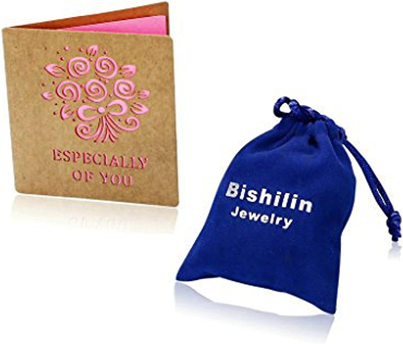 Bishilin Mens Classic Stainless Steel Cufflinks Cz Rectangle Pattern Silver Purple Cubic-Zirconia Cufflink Sets Shirt Wedding Business
