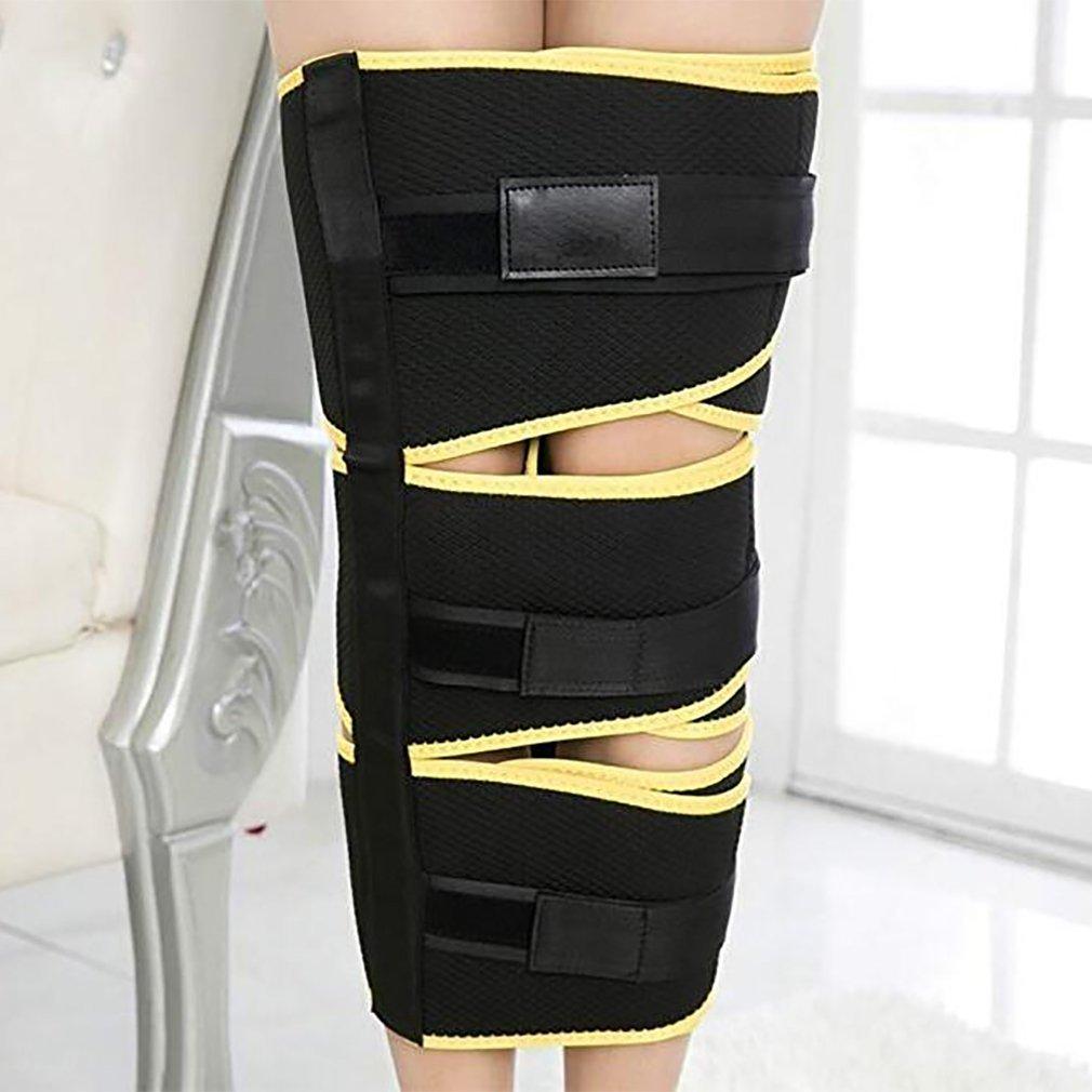 Legs Correction Bands Adult Children Bowed Leg Straightening X/O Type Valgus Knee Corrected Belts Posture Corrector,Black