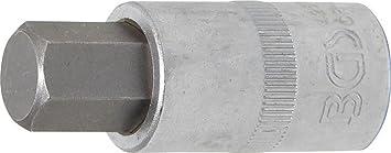 BGS Bit-Einsatz 12,5 4256 12 mm 53 mm lang Innen-6-kant 1//2