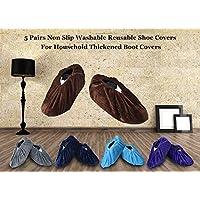 Non-Slip Washable Reusable Shoe Covers - Selection