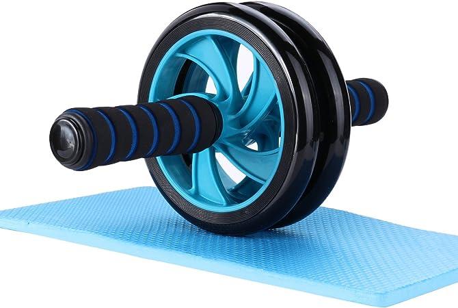 Roulette Musculaire Exerciseur pour Gym Fitness Kuncg AB Roller Abdominal AB Roller Roue comme montr/é,Taille Unique