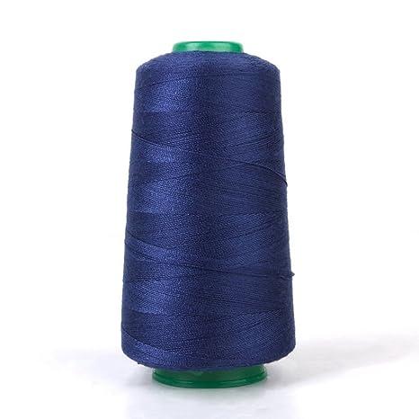 ueetek 1 pcs 20s/2 de coser Jeans hilo Bobina para Máquina de coser (