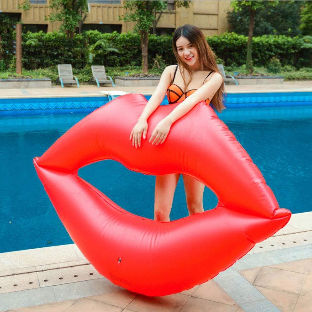 Erwachsenes Kinderschwimmbad Übergroßes Reiten-Schwimmen-Spielzeug-Wasser-aufblasbares Pool-Spielzeug-Berg-sich hin- und herbewegendes Bett-Airbag-Schwimmen-Ring-Pool-Floss-sich hin- und herbewegende  Shape17