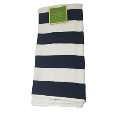 Kate Spade New York 3 Piece Jolly Santa Kitchen Towel Set Top