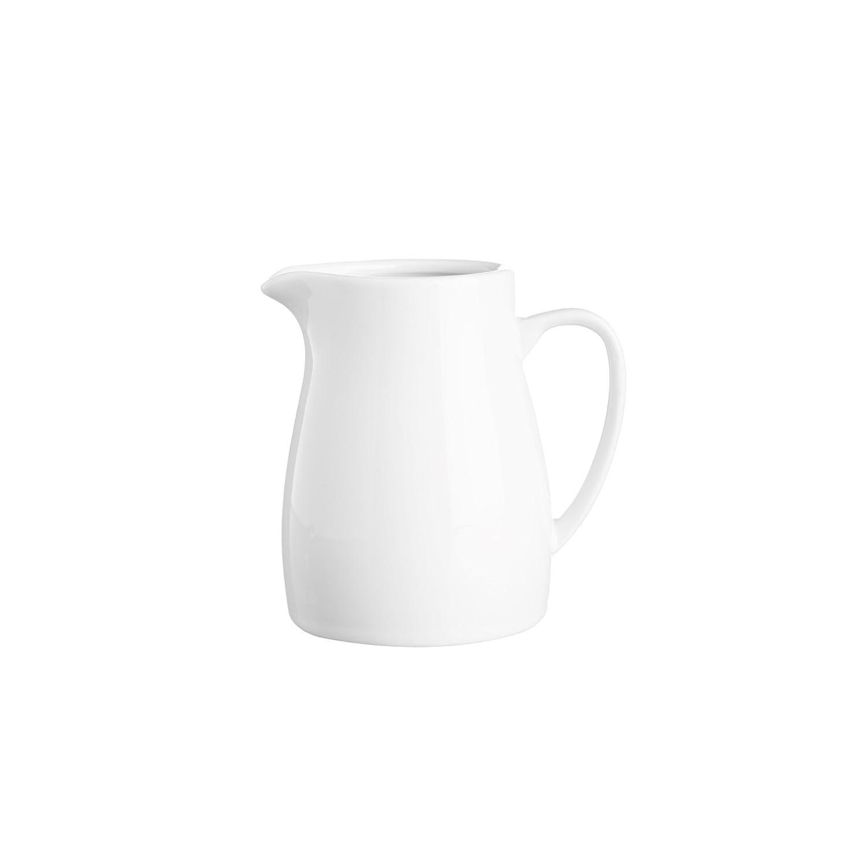 Price and Kensington Simplicity Jug, Porcelain, White, 180 ml 180 ml 0059.430