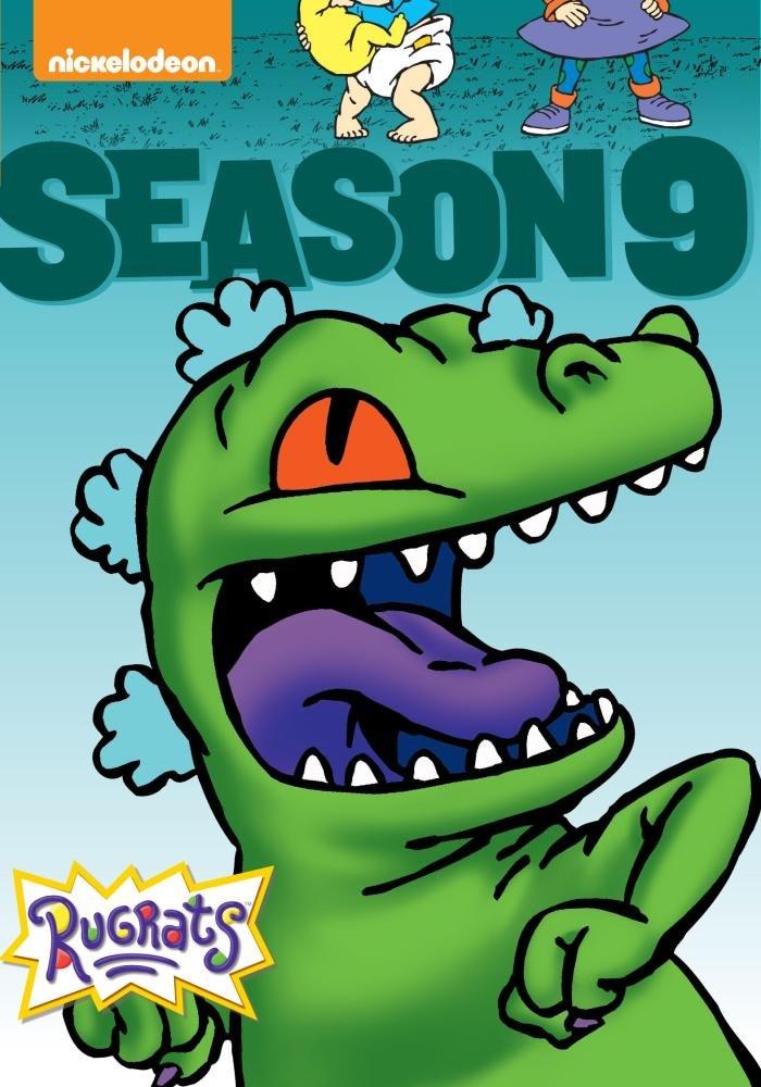 Rugrats: Nickelodeon Animated TV Series Complete Season 9 ...