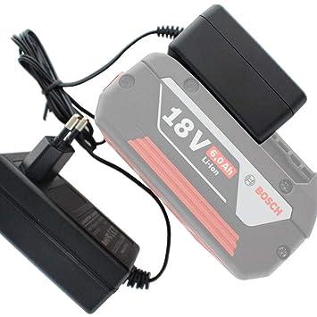 AccuCell Neu Cargador para batería Bosch de Ion de Litio de ...