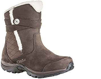 Oboz Madison Insulated BDry Hiking Boot - Women's Chocolate 6