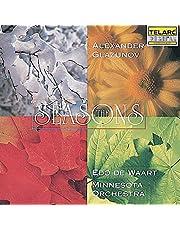 Glazunov: Seasons