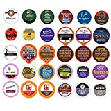 kcups extra bold dark roast - 30-count Extra Bold & Dark Roast Coffee Single Serve Cups For Keurig K Cup Brewers Variety Pack Sampler