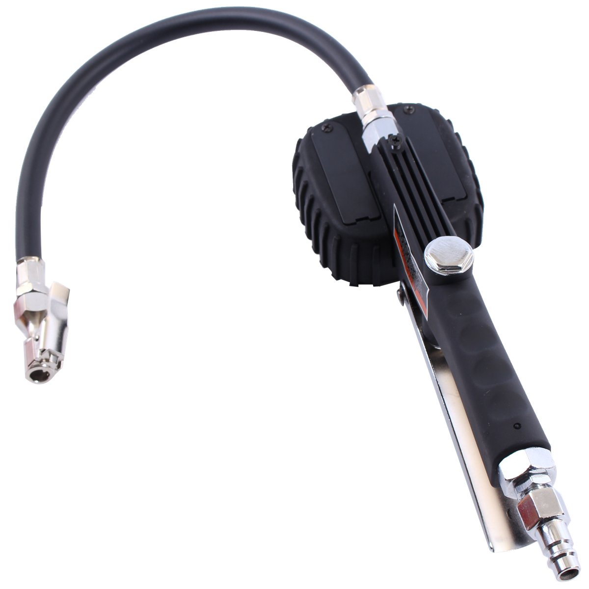 Digital Druckluft Reifenf/üller Reifenpr/üfer Luftdruckpr/üfer Reifendruckmesser Reifendruckpr/üfer KFZ