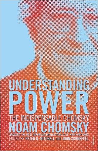 Understanding Power: The Indispensable Chomsky: Amazon co uk